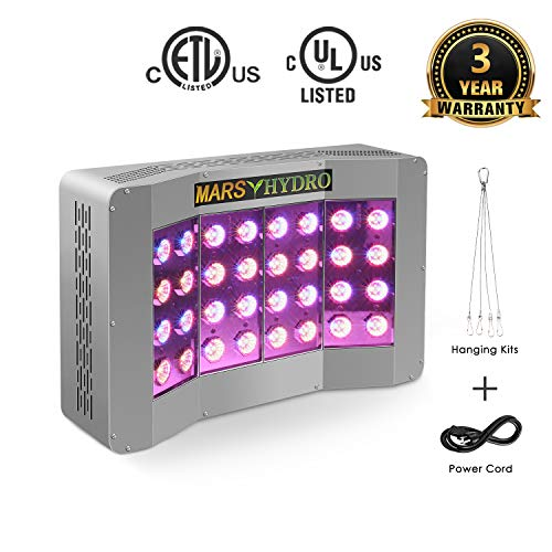 600W Led Grow Light Yield in US - 1