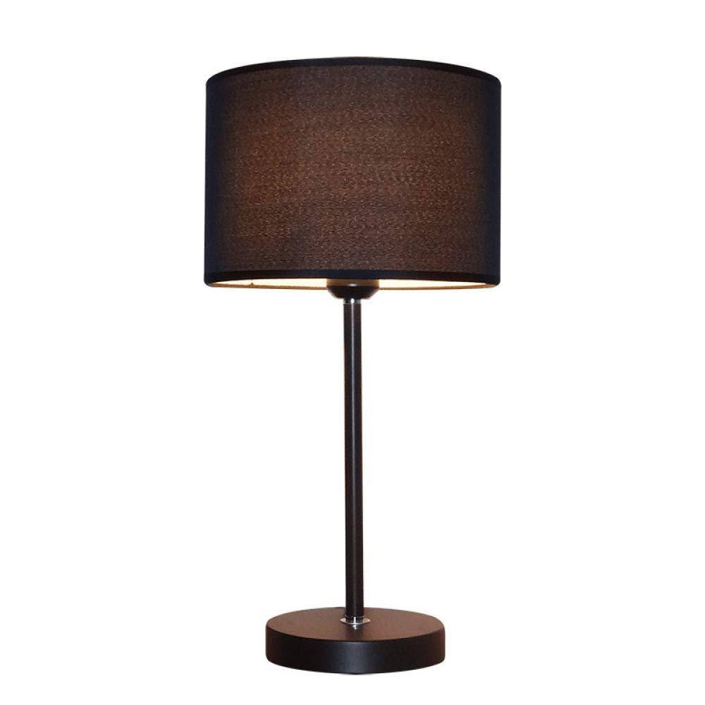 Lámpara de mesa dormitorio lámpara de noche luz cálida LED ahorro ...