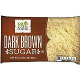 Lovesome Dark Brown Sugar, 2 Pound (Pack of 16)