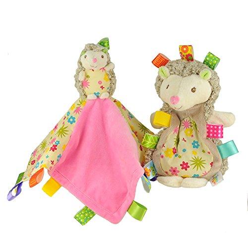 Taggies Petals Hedgehog Character Blanket & Petals Lovey ...