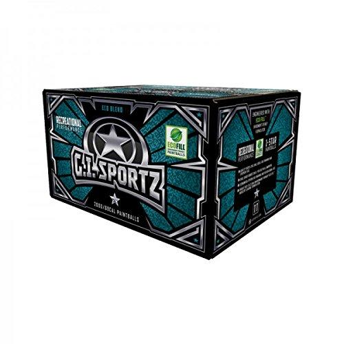 GI Sportz - Billes 1 étoile