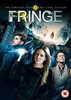 Fringe - 4ª Temporada [DVD]: Amazon.es: Anna Torv, Joshua Jackson ...