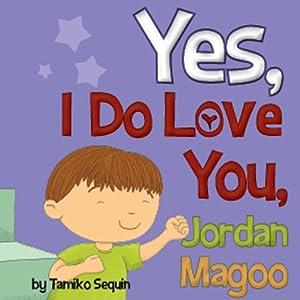 Yes, I Do Love You, Jordan Magoo Audiobook