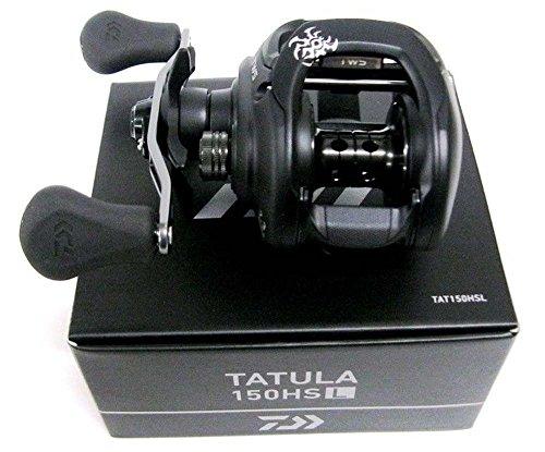 (Daiwa, Tatula Casting Reel, 150, 7.3:1 Gear Ratio, 7BB, 1RB Bearings, 20.50
