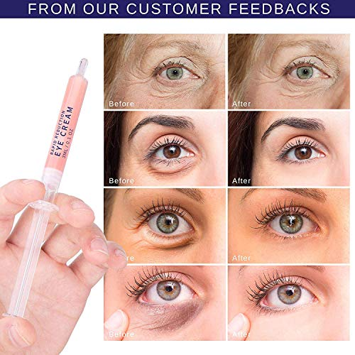 Rapid Reduction Eye Cream Under Eye Bags Treatment Instant
