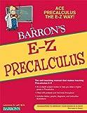 E-Z Precalculus, Lawrence Leff, 0764144650