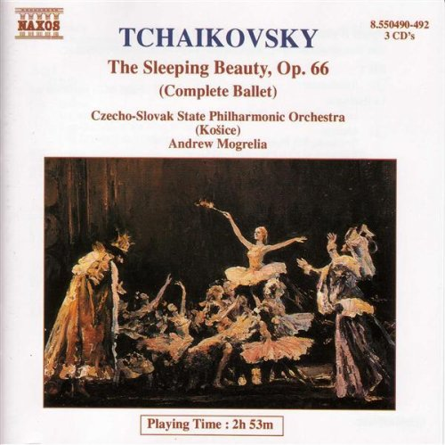 The Sleeping Beauty, Op. 66 -: ACT III. The Wedding: Marche - Festive Procession]()