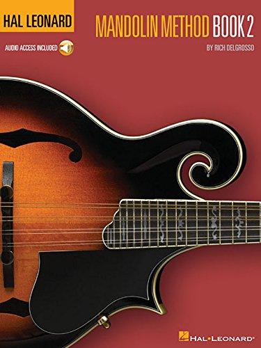 Hal Leonard Mandolin Method - Book 2