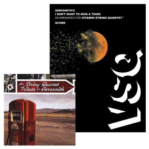 Vitamin String Quartet - Vsq Bundle - Aerosmith