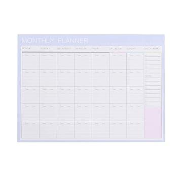 YeahiBaby 2019 mensual Calendario Diario Agenda Agenda ...