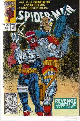 Spiderman 21, Revenge of the Sinister 6 (Spider Man Revenge Of The Sinister Six)