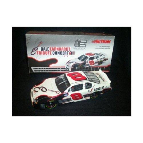 Dale Earnhardt Jr #8 Dale Earnhardt Sr Tribute Concert Legend E 2003 Monte Carlo 1/24 Scale Action Racing Collectables Hood Trunk (Nascar Tribute Hood)