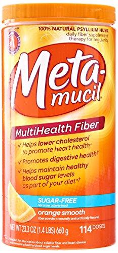 Metamucil MultiHealth fibre