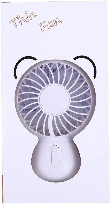 Mini Ventilador Silencioso Pequeño y Potente Ventilador Mini ...