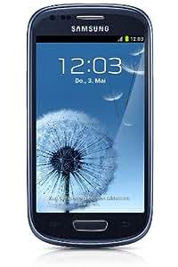 Samsung Galaxy S III mini GT-I8190 8GB Azul - Smartphone (SIM única, Android, EDGE, GPRS, GSM, HSPA, Micro-USB A, Barra)