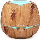 Amazon.com: Original AromaCare 600ML Pod Shaped Wood Grain