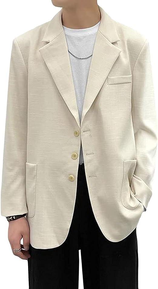 (ニカ)メンズ テーラードジャケット 夏着 スーツジャケット メンズ テーラードジャケット オフィス スーツ ブレザー ビジネス 細身 薄手