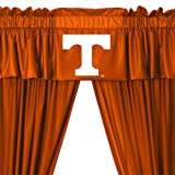 NCAA University of Tennessee Volunteers - 5pc Jersey Drapes-Curtains and Valance Set