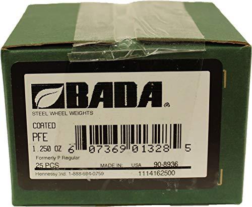 Bada Wheel Weights PFE125 PFE COATED