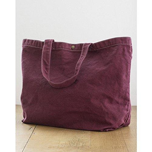 By colore Borse shopper grigio di medio in JasszBorsa grande tela dorxCBe
