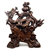 GL&G Lucky Dragon Decoration Shop opened Home living room Decorations office Tabletop Scenes Ornaments Collectible Keepsakes High-end Business gift,461952CM