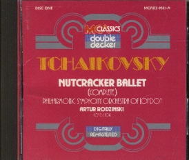 Tchaikovsky: The Nutcracker Ballet