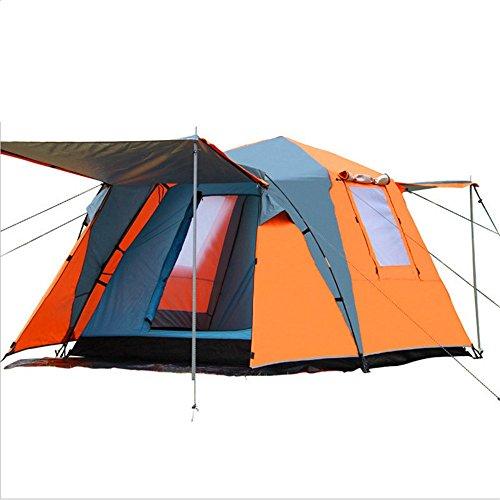 ドア熱ノミネートアウトドアキャンプ用シェードレインダブルテントマルチキャンプテントスクエアトップテント Beach tent