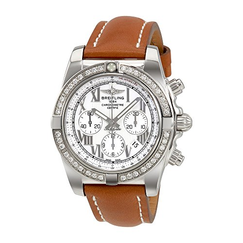 Breitling Chronomat 44 Automatic Chronograph Mens Watch AB011053-A690BRLT