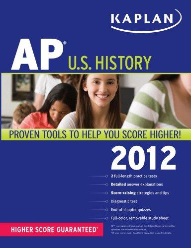 Kaplan AP U.S. History 2012