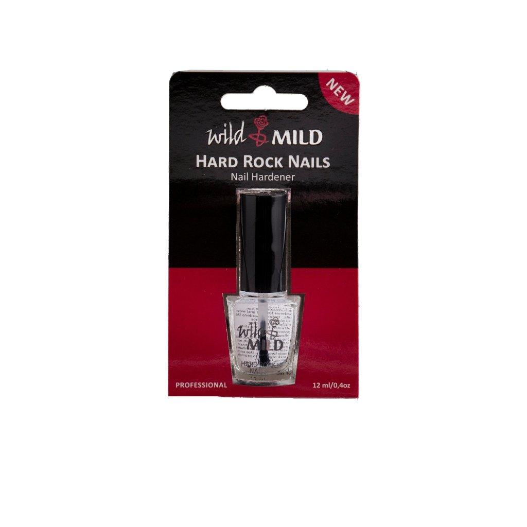 Wild&Mild Nail Hardener, Hard Rock Nails: Amazon.co.uk: Beauty
