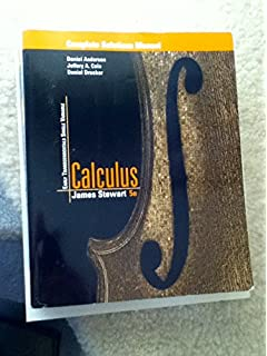 Calculus early transcendentals 5th edition james stewart calculus early transcendentals single variable student solutions manual fandeluxe Image collections