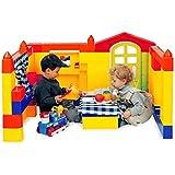 Babycenterindiaa Kid's PP Big Block and Activity Center (Combination)