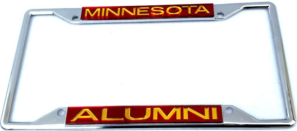 WinCraft Minnesota University of S86136 LIC PLT Frame S//S Printed