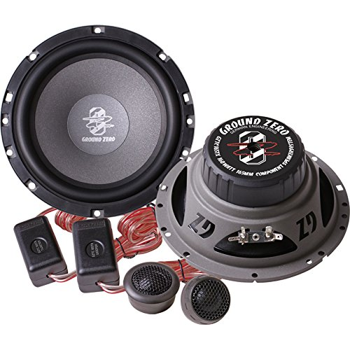 Opel Antara (a partir de 13) Ground Zero Altavoces 165 mm ...