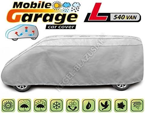 Kegel-Blazusiak Mobile Garage Vollgarage L540 Van
