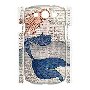 Samsung Galaxy S3 I9300 Phone Case Cover The Little Mermaid ( by one free one ) T62837