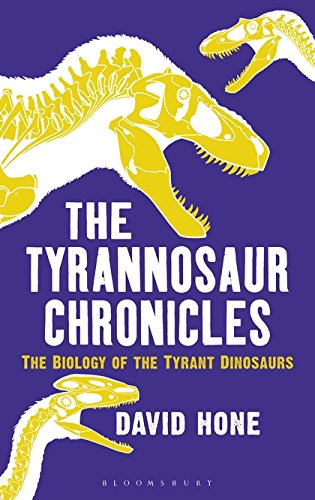 The Tyrannosaur Chronicles pdf