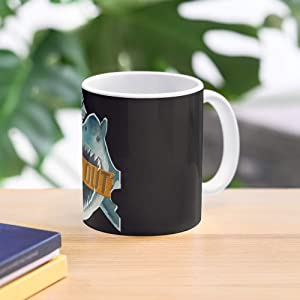 Im Reason Out Tank Tv That Shark Thank And For Show Best 11 Ounce Ceramic Coffee Mug Gift
