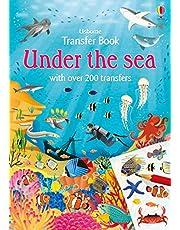 Little Transfer Book Under the Sea