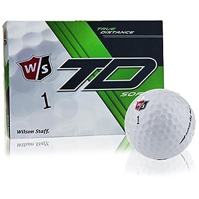 Wilson Staff True Distance Soft Golf Balls
