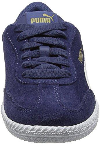 blue Indigo Basses puma Adulte Mixte Bleu Sneakers Astro Cup Puma White xR7qwFU0Hc