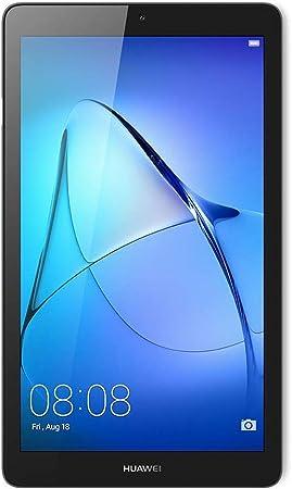 Huawei Mediapad T3 7, Tableta de 7 pulgadas IPS, con WiFi, Procesador quad-core MT8127, 1 GB RAM, 8 GB ROM, color Gris (Space Grey)
