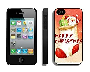 Customization For LG G2 Case Cover Protective Skin Case Merry Christmas For LG G2 Case Cover Case 28 Black