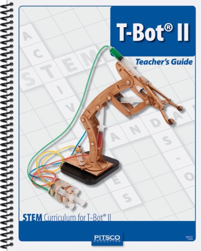 Pitsco T-Bot II Hydraulic Arm - Teacher's Guide