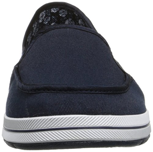 Skechers - Bobs Flexy - 33790NVY - Color: Azul marino - Size: 36.0