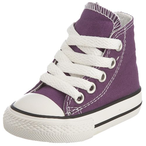 All Chuck Star Taylor Laker Hi Children's Unisex Purple Trainers Converse pnvfEUWxaf