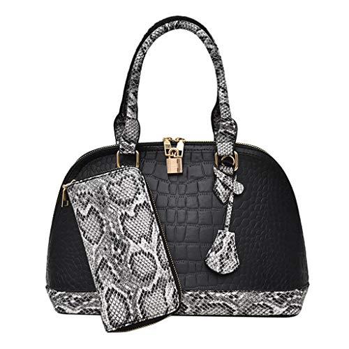 Outique Design Handbag,Women's Fashion Handbag Wallet Large Laptop Handbag Shoulder Bag Handbag Large Capacity
