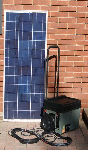 Offgridsolargenerators Portable Solar Generator Review