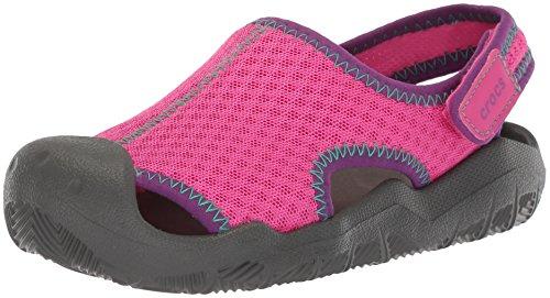 unisex baby swiftwater sandal k neon magenta