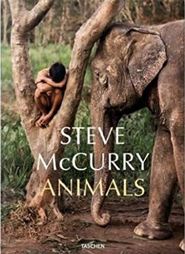 Steve McCurry. Animals (English, French and German Edition)